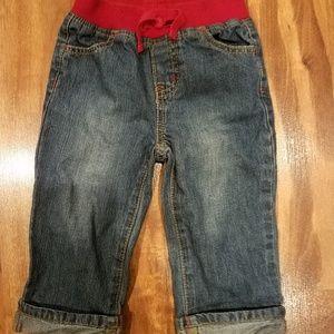 Gymboree jeans size 12/18 months